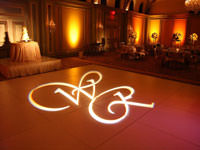 Personalized Gobo/Monogram Light